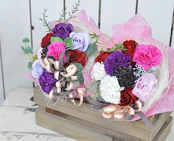 ご両親に贈呈用花束